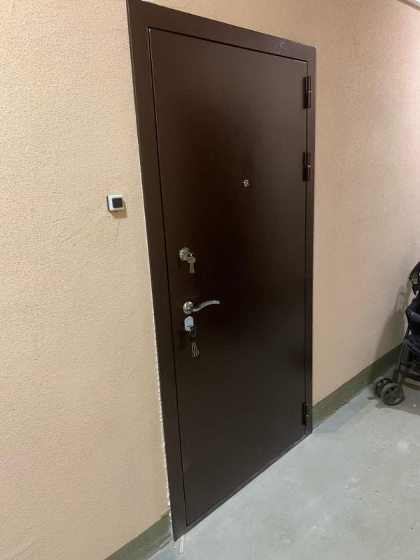 Установка входной двери «Кондор 7»
