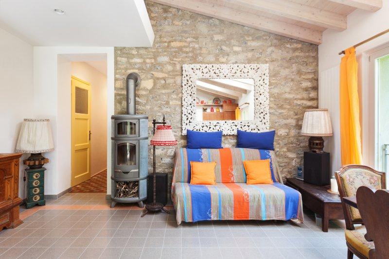 Печь для дома с водяным отоплением
