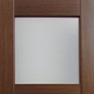 Межкомнатная дверь Sofia с покрытием экошпон Эко-3