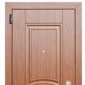 Входная дверь Arma серии Duos