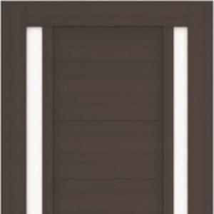 Межкомнатная дверь Дворецкий арт ново 15 стекло венге