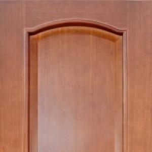 Межкомнатная дверь Дворецкий Соренто малое темный анегри