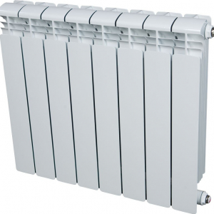 Радиатор Rifar Base 200 4 секции биметаллический с боковым подключением