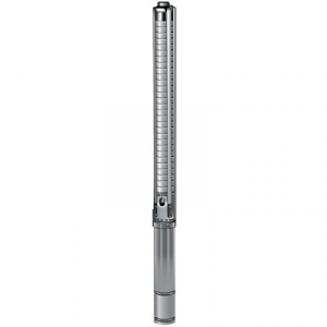 Cкважинный насос Waterstry SPS 1013 со встроенным конденсаторным блоком (1x220 В)