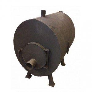 Отопительная печь Везувий АОГТ Аква 1000
