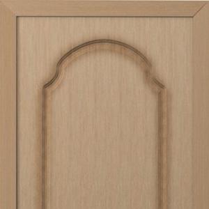 Межкомнатная дверь Ковров шпонированная ПГ Соната