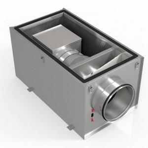 Компактные приточные установки Shuft ЕСО 315/1-6,0/2-A