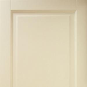 Межкомнатная дверь Дворецкий престиж 2 глухая эмаль слоновая кость