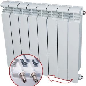 Радиатор Rifar Alum 350 Ventil 5 секций