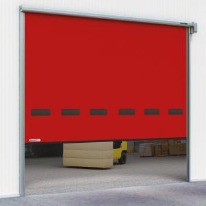 Скоростные рулонные ворота DoorHan 3000x2750 мм