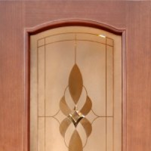 Межкомнатная дверь Дворецкий Соренто темный анегри