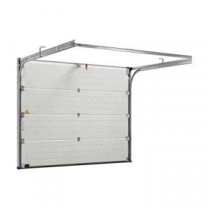 Гаражные секционные ворота Hormann LPU40 4500х2250 мм