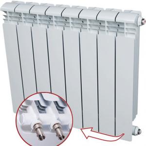 Радиатор Rifar Alum 350 Ventil 10 секций
