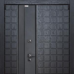 Входная дверь Arma Quadro Двустворка Crit
