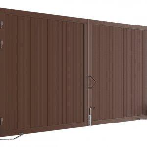 Распашные ворота DoorHan 4000x2500 мм
