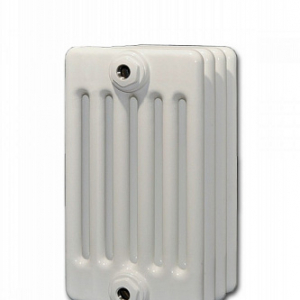 Стальной трубчатый радиатор Zehnder 6075 / 1 секция