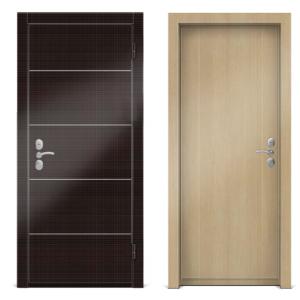 Входная металлическая дверь Оптима OPT024