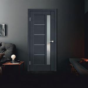 Межкомнатные двери VELLDORIS | Веллдорис. Модель Alto 6V стекло Контур