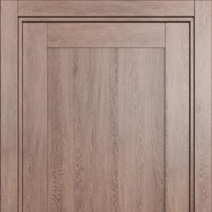 Межкомнатная дверь Status Estetica 811 дуб капучино