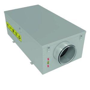 Приточные установки с электрическим нагревом Shuft CAU 2000/1-2,4/1 VIM