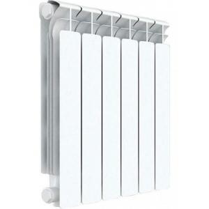 Радиатор Rifar Alp 500 4 секции биметаллический с боковым подключением