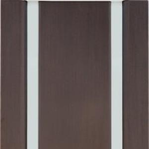 Межкомнатная дверь Дворецкий спектр 2 стекло венге