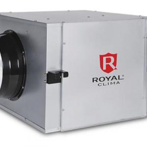 Дополнительный вентилятор подпора воздуха Royal Clima Soffio RCS-VS 350