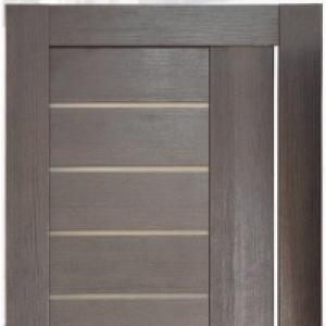 Межкомнатная дверь Дворецкий арт ново 17 стекло венге