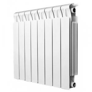Радиатор Rifar Monolit 350 4 секции биметаллический с боковым подключением
