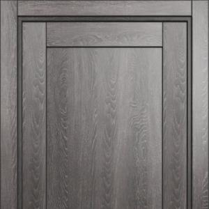 Межкомнатная дверь Status Optima 111 Дуб Патина