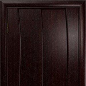 Межкомнатная дверь Арт Деко Вэла арт венге глухая
