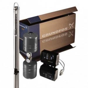 Насос скважинный Grundfos SQE 2-55 (Комплект)