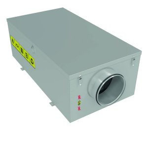 Приточные установки с электрическим нагревом Shuft CAU 3000/3-6,0/2 VIM