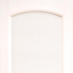 Межкомнатная дверь Дворецкий Модена глухая беленый дуб