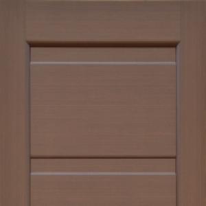 Межкомнатная дверь Дворецкий влада 2 глухая венге