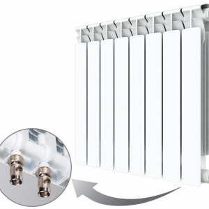 Радиатор Rifar Alp 500 Ventil 4 секции