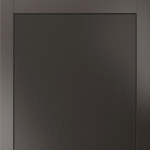 Межкомнатная дверь Волховец Deco 0010 deco. Матовый антрацит