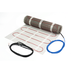 Нагревательный мат для теплого пола DEVI heat 150S (DSVF-150) 525 Вт 3,5 м2