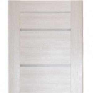 Межкомнатная дверь Дворецкий арт ново 7 стекло беленый дуб