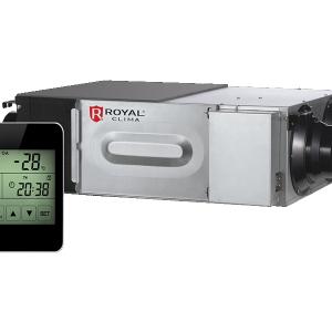 Компактная приточно-вытяжная установка Royal Clima Soffio RCS 350 2.0