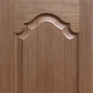 Межкомнатная дверь Дворецкий виктория глухая орех