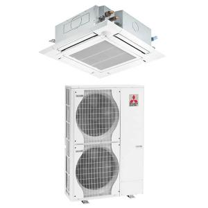 Кассетные сплит-системы Mitsubishi Electric PLA-RP125EA / PUHZ-P125VKA / SLP-2FAL