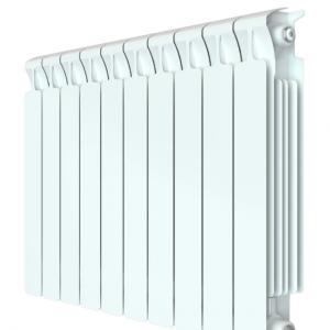 Радиатор Rifar Monolit 500 12 секций биметаллический с боковым подключением