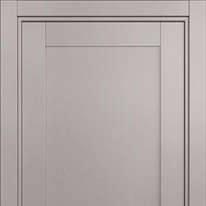 Межкомнатная дверь Status Estetica 811 Грей