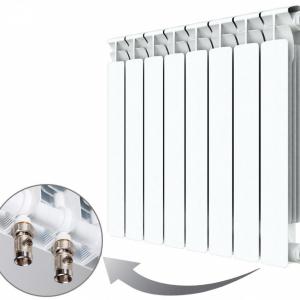 Радиатор Rifar Alp 500 Ventil 12 секций