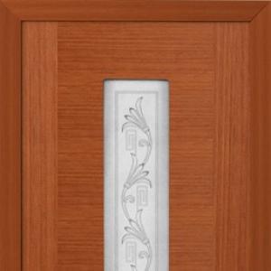 Межкомнатная дверь Ковров шпонированная ПО Рондо