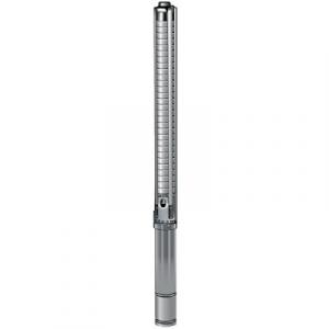 Скважинный насос Waterstry SPS 4010 со встроенным конденсаторным блоком (1x220 В)