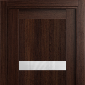 Межкомнатная дверь Status Estetica 832 глосс белое орех