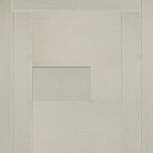 Межкомнатная дверь Принцип Домино беленый дуб