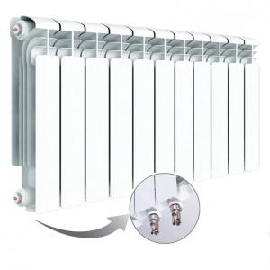 Радиатор Rifar Alum 500 Ventil 4 секции